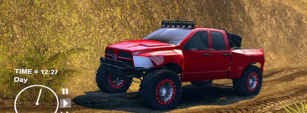 Dodge Ram Runner >> Dodge Ram Runner Baja Mudrunner 2 Mods
