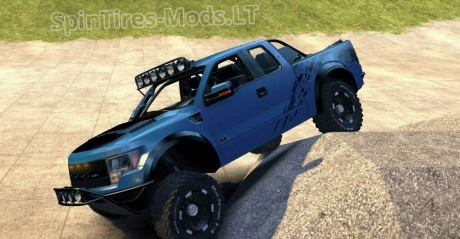 Ford-F-150-SVT-Raptor+Trailer-1