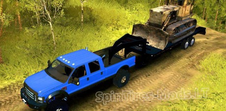 Ford-F-350+Trailers