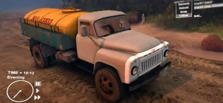 Gaz-52-Milk-Truck