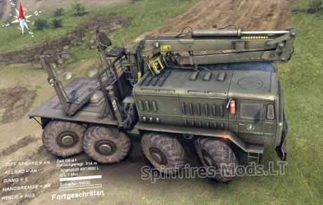 MAZ-537-All-Wheel-Steering-and-Higher-1.0