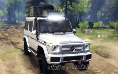 Mercedes-Benz-G-65
