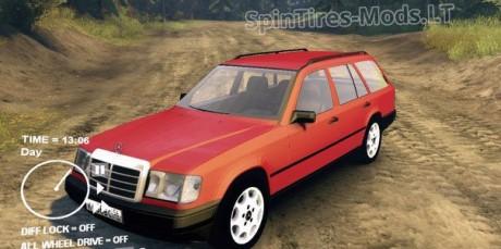 Mercedes-Benz-Wagon-W-124