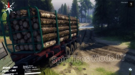 Timber-Transport-Trailer