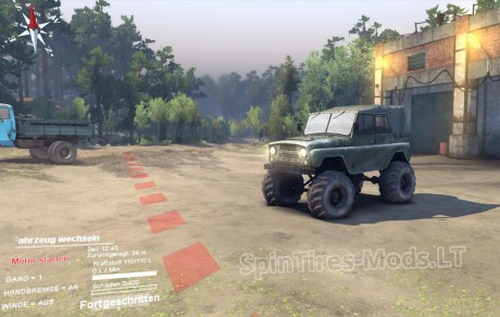 UAZ-Modified-v-1.0