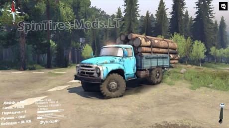 ZIL-130-Full-Drive