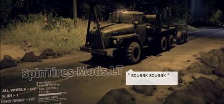 Brake-Squeak-Sound