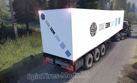 IBM-Semi-Trailer-Texture