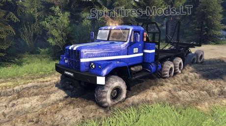 Kraz-255-B-Blue-Texture