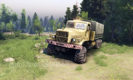 Kraz-255-Texture