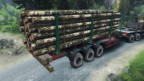 Timber-Trailer