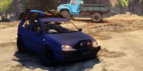 Volkswagen-Golf-IV