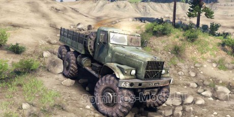Kraz-255-Monster