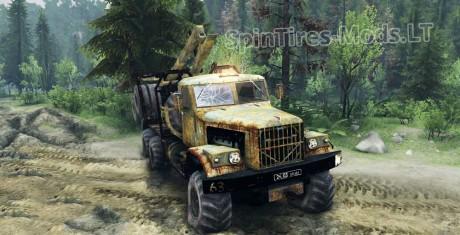 Kraz-255-old