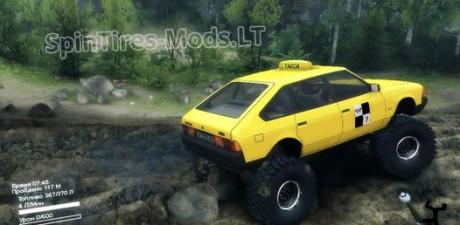 AZLK-Moskvich-2141-Taxi-Monster-v-1.1