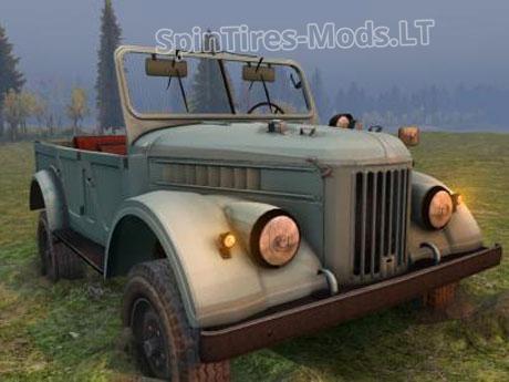 GAZ-69-V