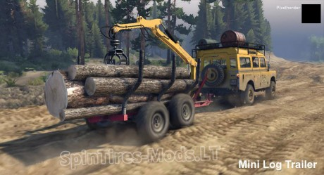Land-Rover-Series-III-&-Mini-Log-Trailer-v-2.1-2