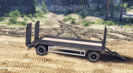 Tow-Truck-Trailer
