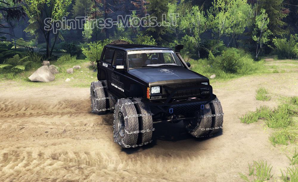 Jeep Cherokee Xj Engine Mods Car Interior Design
