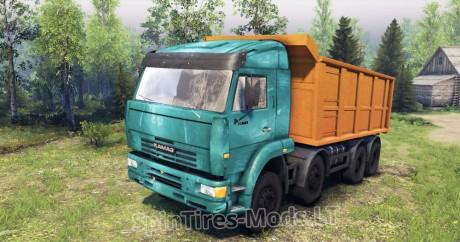 Kamaz-65201