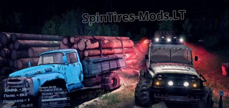 UAZ-469-Turbo-(Multiplayer-mod)