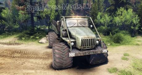 Ural-4320-Polar-Explorer-v-1.2