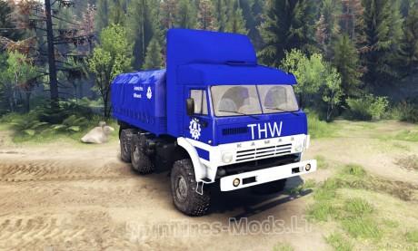 Kamaz-43101-THW
