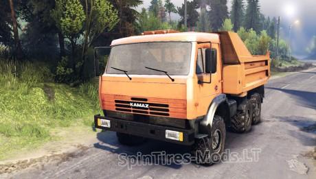Kamaz-6520-6x6-Dump-Truck