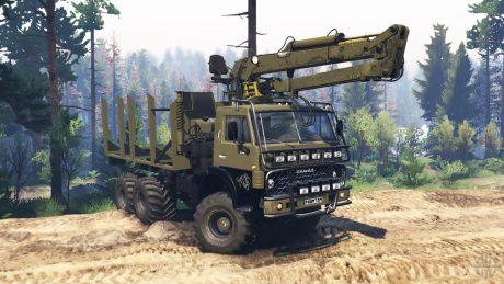 Kamaz 4310 Phantom 2