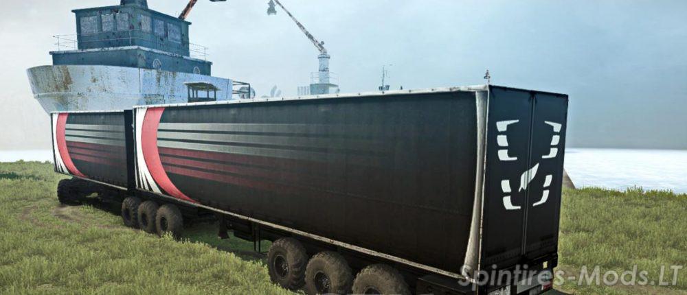 Cargo Trailer Awning