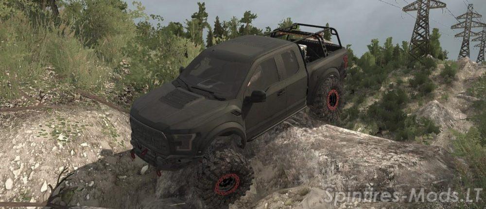 Ford F150 Cummins Extreme Explorer [V18/03/06] – MudRunner 2